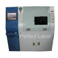Precision metal laser soldering equipment for welding , ball diameter 50µm to 760µm Manufactures