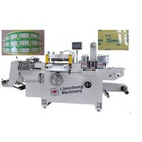 Buy cheap PVC/PC electronic film/adhesive tap automatic foil stamping and die cutting machines from wholesalers
