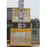 Wholesale Construction Hoist (Double Cage) (SC200/200) from china suppliers