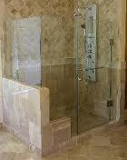 Buy cheap Corner Shower Enclosure With Shower Panel from wholesalers