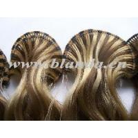 Buy cheap Hand Tied Weft Hair of European Remy Hair from wholesalers