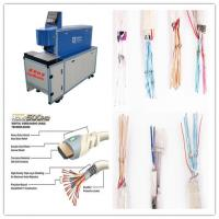 Buy cheap Electrical 60W Cable Stripping Machine , Wire Cutting And Stripping Machine from wholesalers