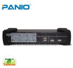 Buy cheap KU04DA 4-Port USB KVM Switch With USB2.0 HUB And Audio from wholesalers