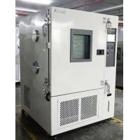 Buy cheap 80L 150L 225L 408L 800L Battery Safety Environmental Test Chamber from wholesalers