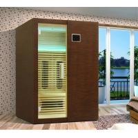 Buy cheap Home Ceramic Far Infrared Sauna Room, Two Person Sauna Kit, 110v / 220v from wholesalers
