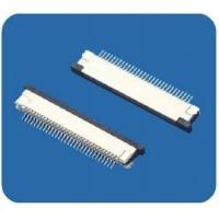 Buy cheap 0.8MM Pitch electric FPC Connectors With Lock For PCB , Height 2.5MM from wholesalers
