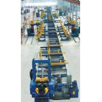 Buy cheap H-Beam Production Line product