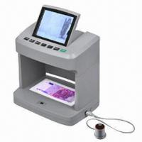 Buy cheap Counterfeit Detector with 5.6-inch Color/Monochrome LCD Display and ≤20W Power Consumption from wholesalers