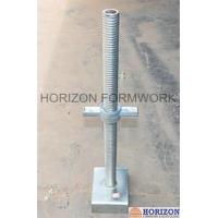 Wholesale BS1139 Standard Scaffold Screw Jack Heads With High Loading Strength from china suppliers
