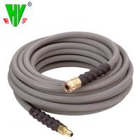 Buy cheap DIN high temperature flexible rubber hose hydraulic high pressure water hose for washing from wholesalers