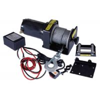 Buy cheap Lightweight Single Line Electric ATV Winch 2000 lb For Wharf , Capacity 0.5T - 30T from wholesalers