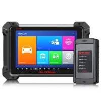 Buy cheap Autel MaxiCOM MK908 All-System Car Diagnostic Scanner & ECU and Key Coding Tool from wholesalers
