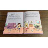 Buy cheap Children English Education Hardbound Book Printing With Gold Foil For Story Books from wholesalers