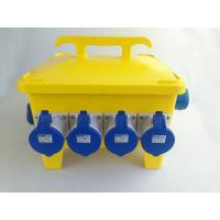 Wholesale 24 Poles Portable Electrical Spider Box IP66 Water Resistant 13.5kg Weight from china suppliers