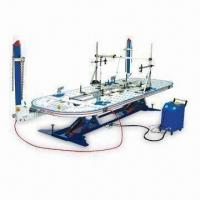 Buy cheap Auto Body Straightening Bench with 10T Round Towers and 360° Pulling Angle from wholesalers