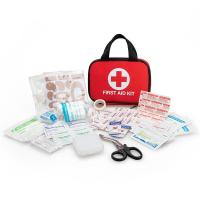 Buy cheap Dull Finish Medical First Aid Kit Small  Combat Medic Aid Bag 14*5*9 Cm from wholesalers