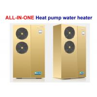 Wholesale Fast Heating All In One Heat Pump Water Heater Scroll Compressor Type from china suppliers