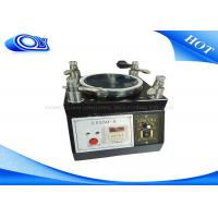 Buy cheap Optical Grinding Machine Fiber Optic Polishing Machine 4 Coil Spring from wholesalers