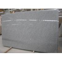 Chinese Cheapest Price Top Quality Chinese G603 Granite big slabs,Wall tiles Manufactures