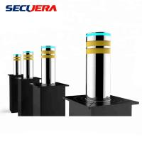 Buy cheap Anti- terrorism collision automatic concrete high security hydraulic bollard vehicle parking bollard from wholesalers