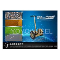 Wholesale Gyro Stabilized remote control 1000w Electric Chariot Scooter segway , 40KM Distance from china suppliers