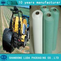 Buy cheap 25mic x 250mm making width silage wrapping grass film from wholesalers