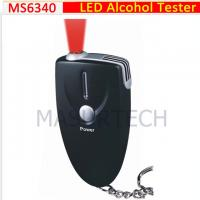 Buy cheap Digital Alcohol Breath Tester Breathalyzer MS6340 from wholesalers