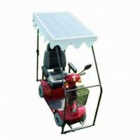 Buy cheap Solar Mobility Scooter, Sun Motor, 100% Solar Power from wholesalers