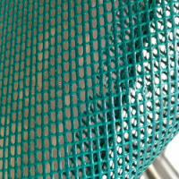 Buy cheap Reinforce PVC Coated Polyester Mesh , 50N/5cm Peeling Strength Building Safety Net from wholesalers