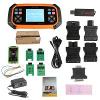 Buy cheap OBDSTAR X300 PRO3 Key Master Full Package Configuration Support Toyota G & H Chip All Keys Lost Free Shipping by DHL from wholesalers