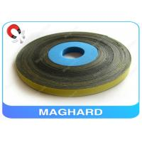 Buy cheap Colored PVC Rubber Magnetic Strip Tapes Flexible Anisotropic 1MM * 10MM * 1MM from wholesalers