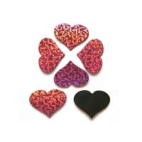 Buy cheap Ersonalized Heart Fridge Magnets Set , Customized Funny Red Kids Magnets For The Fridge from wholesalers