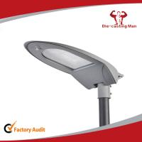 Universal Used Die casting Aluminum LED Street Light Fixtures For Road & Industrial Area three size IP65 Manufactures