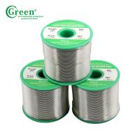 Buy cheap Lead Free Soldering Wire Material 99.3% Tin 0.7% Copper 0.5mm / 0.02 Diameter 1kg from wholesalers