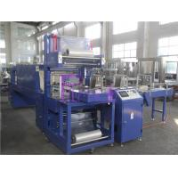 Buy cheap Mineral Water Plastic Bottle Packing Machine 5000BPH Shrink Wrapping Equipment from wholesalers