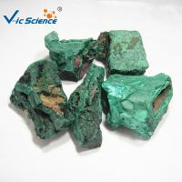 Wholesale Malachite Teaching Rock Specimens Natural Rare Mineral Specimens Malachite from china suppliers