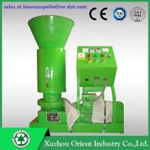 Buy cheap Flat Die Wooden Pellet Machine for Making 6MM/8MM Wood Pellets from wholesalers