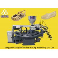 China 110-150 Pairs / Hour Shoe Making Production Line plastic Slipper Making Machine  on sale