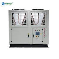 Buy cheap Easy Install Sulfuric Acid Cooling Plant 180kw 50 Ton Air Cooled Chiller Price from wholesalers