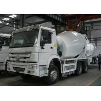 Buy cheap 8-12m3 Concrete Mixer Truck 10 Wheeler HOWO Mixer Truck For Construction Area from wholesalers