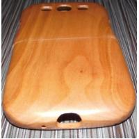 Buy cheap Hand Work Samsung Galaxy S3 Wooden Cases , Cherry Wood Phone Cover from wholesalers