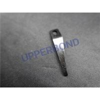 Buy cheap Custom Material / Size Tobacco Machinery Spare Parts SS Clamping Jaw from wholesalers