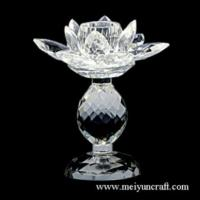Buy cheap Crystal Candleholders from wholesalers