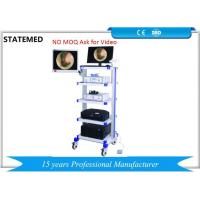 Buy cheap AC220V 50HZ Laparoscopic Camera System With LED Light Source / Endoscopy Trolley from wholesalers