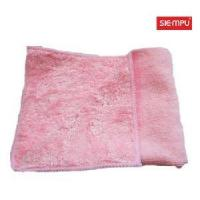 Buy cheap Microfiber Bath/Hand Towel with One Sided Plush (XQB-C031) from wholesalers