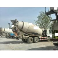 China used 10M3-12M3 HOWO used concrete mixer truck for sale on sale