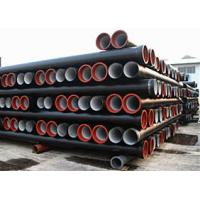 Wholesale ISO2531 K9 FBE Coated Pipe Ductile Cast Iron Pipe T Type Push On Joint from china suppliers