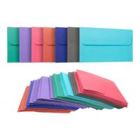 Buy cheap Square Craft Paper Envelopes 4.25 X 6.25 Inches Wedding Invitation Usage from wholesalers