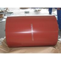 Wholesale 0.14mm Ral Color 4 Feet PPGI Coils For Roofing Tile , JIS Prepainted Steel Coil from china suppliers