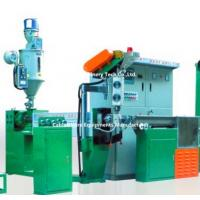 Wholesale 70+35 color cable extruder machine from china suppliers